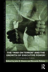 Front cover of War on Terror book