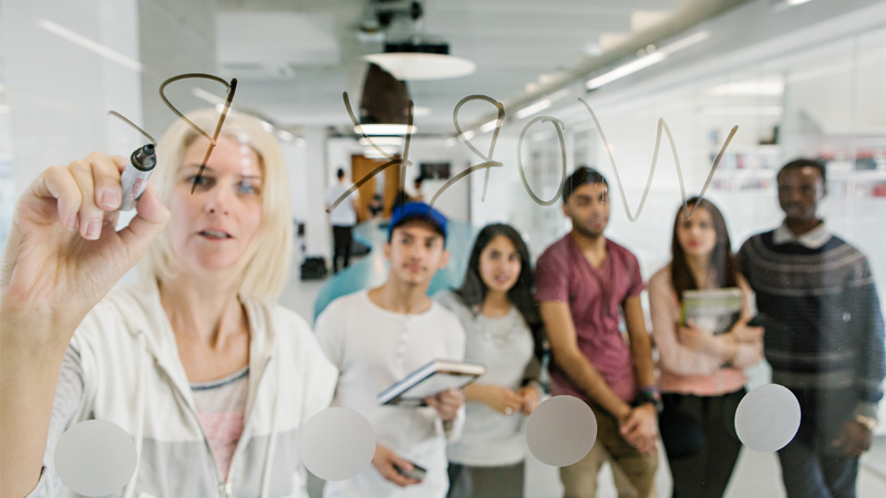 Award-winning Department of Psycholofy interior design at the University of Westminster
