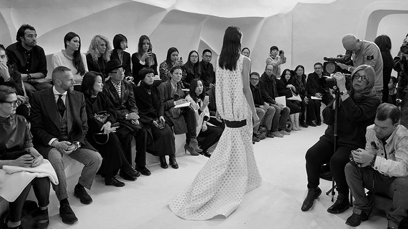 University Of Westminster Students At Dior Couture Show In Paris University Of Westminster London
