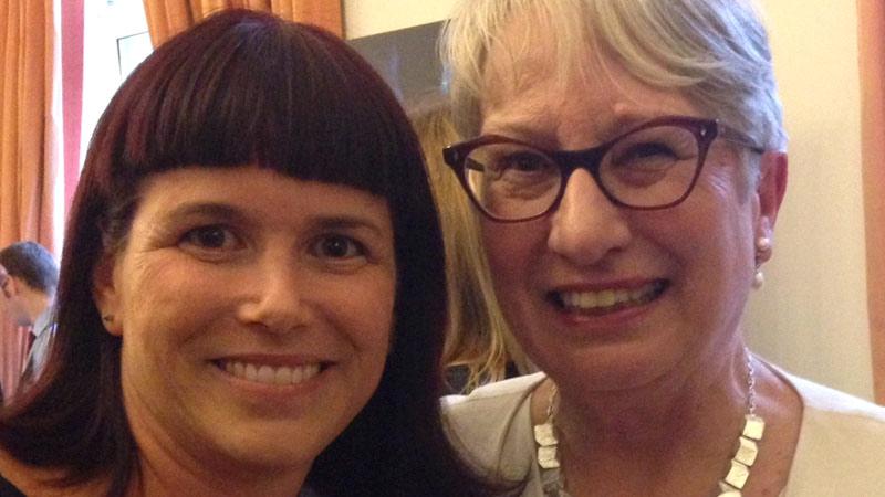 Gillian Forrester meets Professor Dame Uta Frith