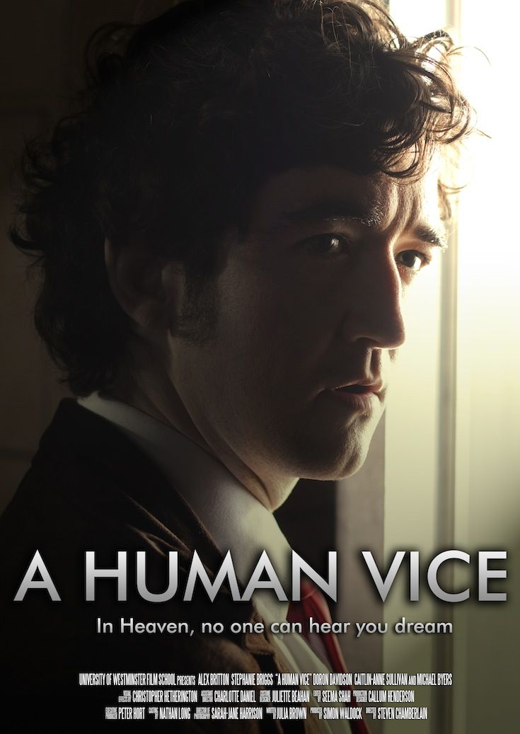 A Human Vice poster