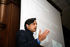 Keynote speech by Dr Shashi Tharoor, Member of Parliament and former Minister of State for External Affairs, Government of India