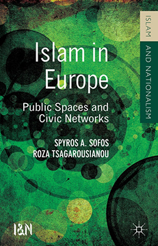 Islam in Europe front cover