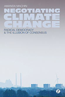 Negotiating Climate Change cover