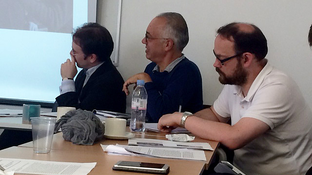 Participants at the Politics of Law and Dr Who