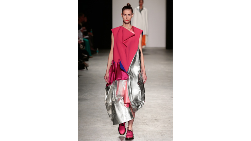 Copyright Clothing Design | University Of Westminster Fashion Graduates Show Off Their