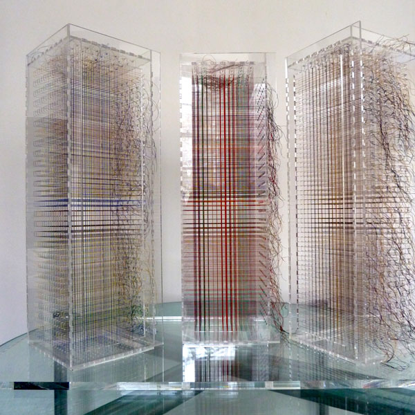 Victoria Watson's Three Towers