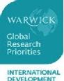 Warwick International Development logo