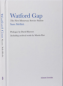 Watford Gap book cover
