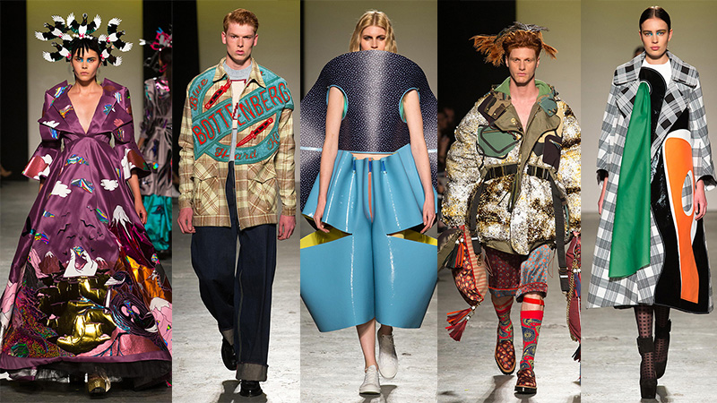 Westminster Fashion Graduate Collections Hit The Runway University Of Westminster London
