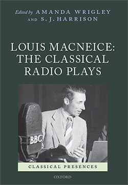 Louis Macneice book cover