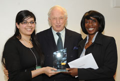 Mediation Skills Competition winner
