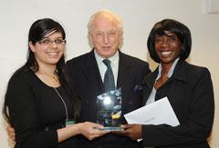 Mediation Skills Competition winner