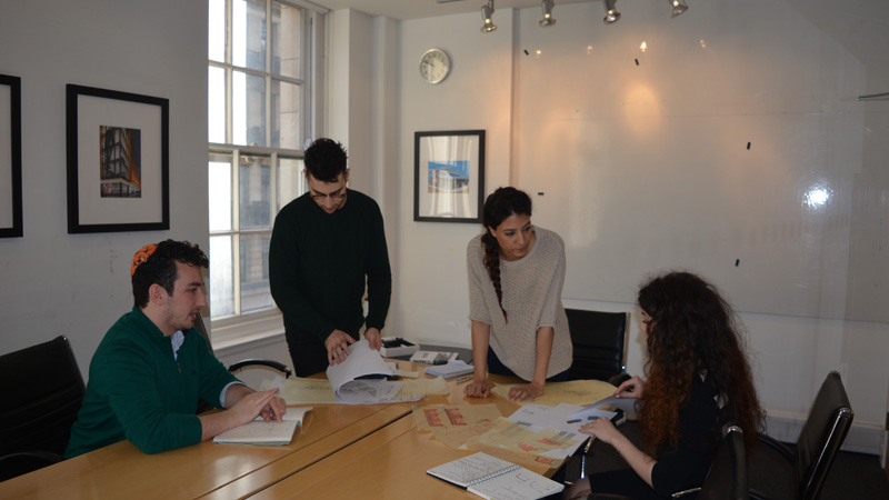 Westminster Architecture Students Get Involved In Architecture Firm Norr With University Work Placement Programme University Of Westminster London