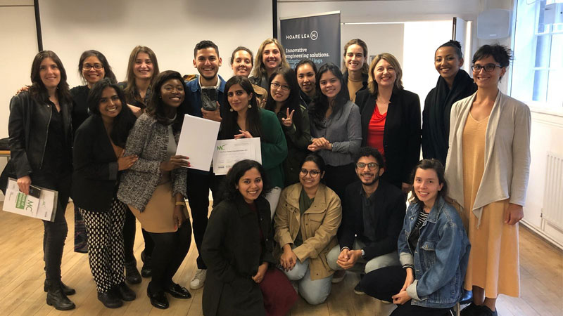 Architecture And Environmental Design Student Wins Best Paper At The People And Buildings Nceub Masters Students Conference 2018 University Of Westminster London