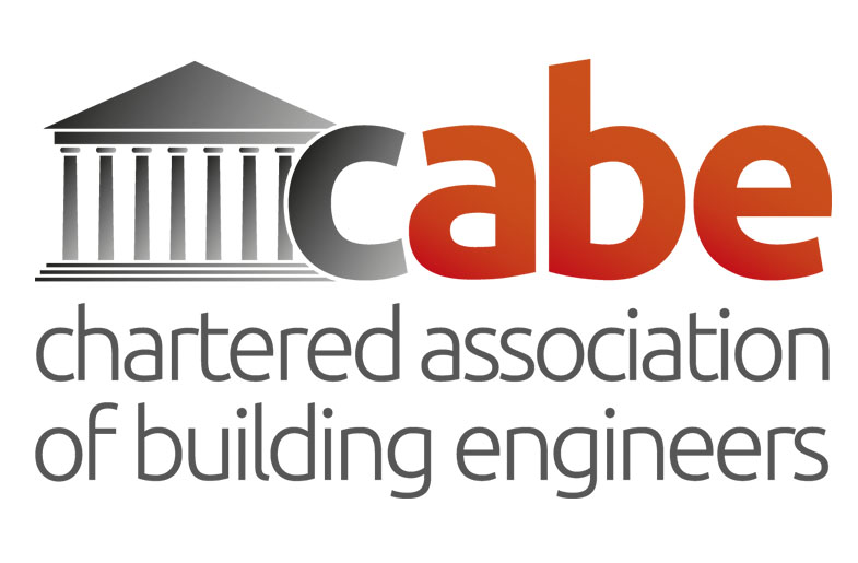 Chartered Association of Building Engineerss logo