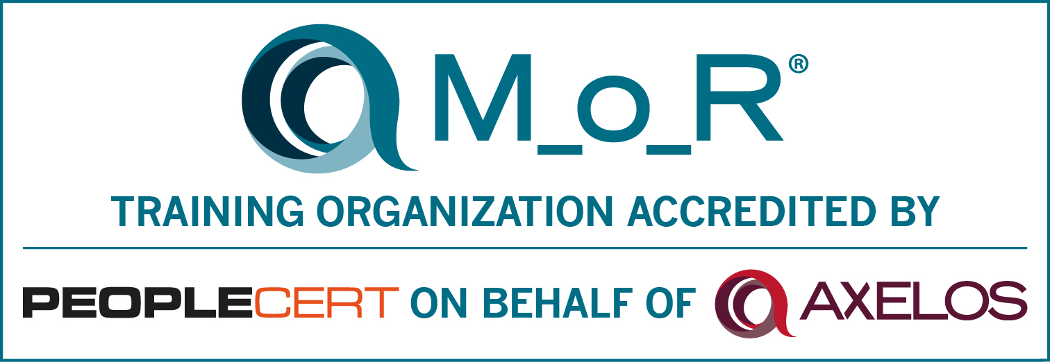 M_O_R® (REGISTERED TRADE MARK AXELOS LIMITED)