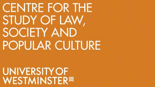 Centre for the Study of Law, Society and Popular Culture logo