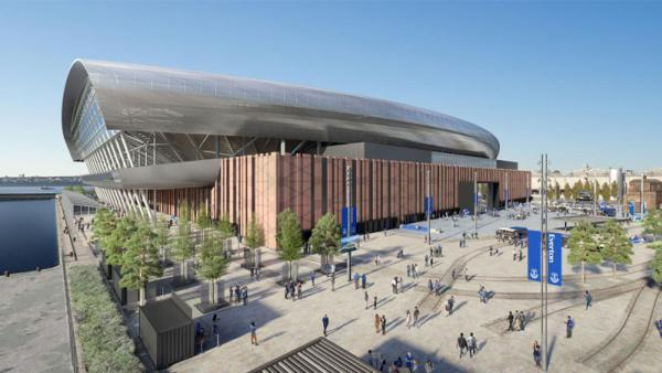 Architecture Alumni Lead The Design For Everton Fc S New Stadium University Of Westminster London
