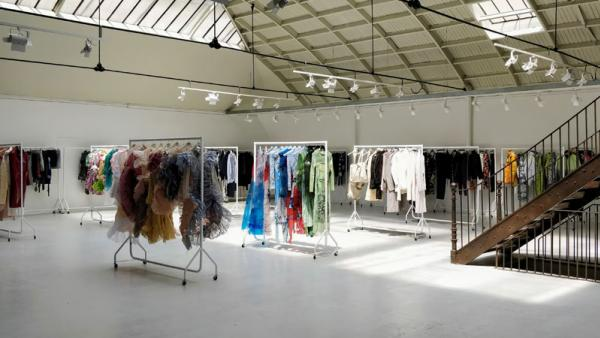 Ba Fashion Design Graduates Take To The Stage With Paris Showroom Debut University Of Westminster London