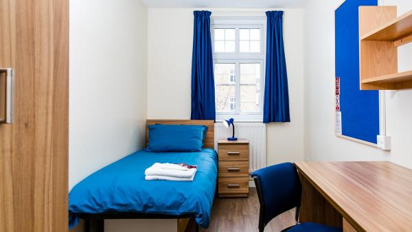 Alexander Fleming Hall single room