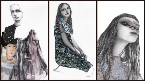 Fashion Design Student Wins The International Drawfashion Illustration Competition University Of Westminster London