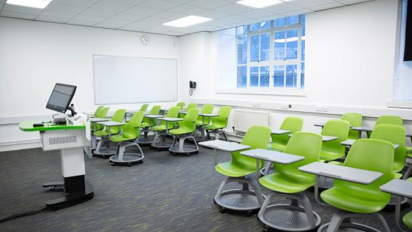 Little Titchfield Street classroom number 5