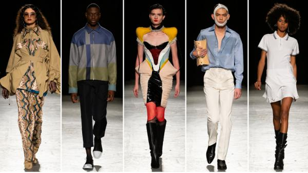 Fashion Design Ba Students Show At London Fashion Week University Of Westminster London