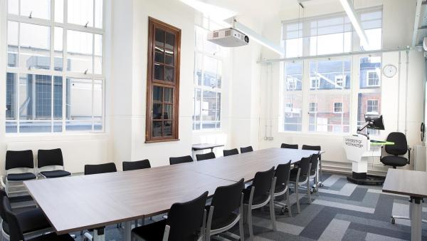 Regent Street meeting room