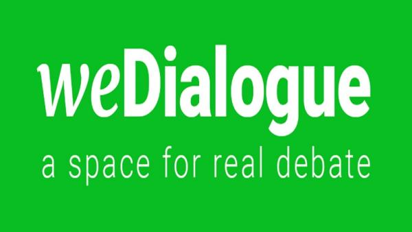 We dialogue logo