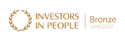Investors in People Bronze logo