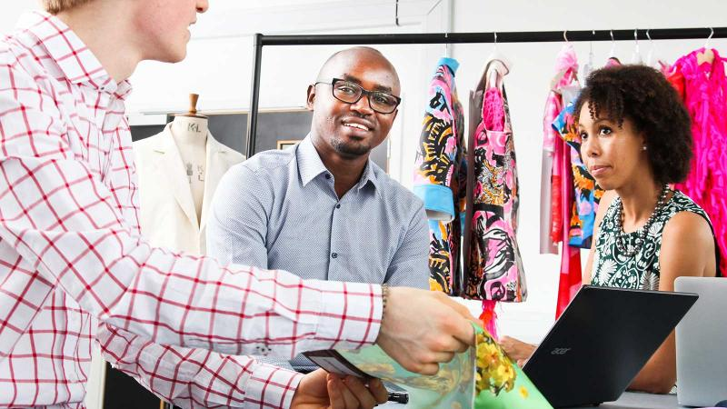 Link to Fashion Business Management BA Honours