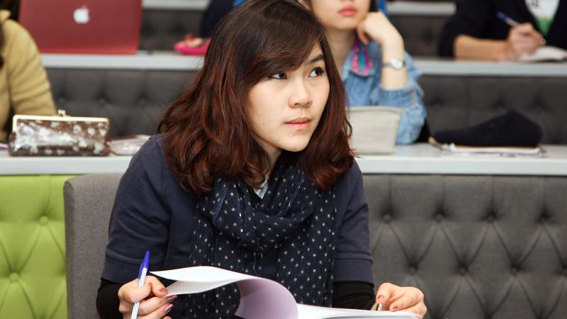 Link to Chinese and International Business BA Honours