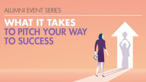 What It Takes to Pitch Your Way to Success