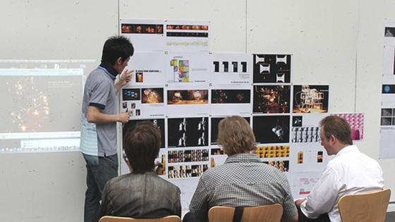 Architecture thesis crit