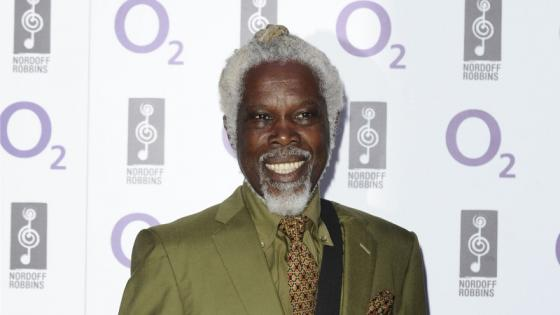 Billy Ocean at the O2 red carpet