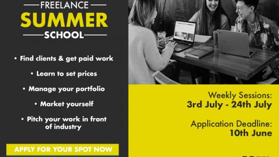 Freelance summer school