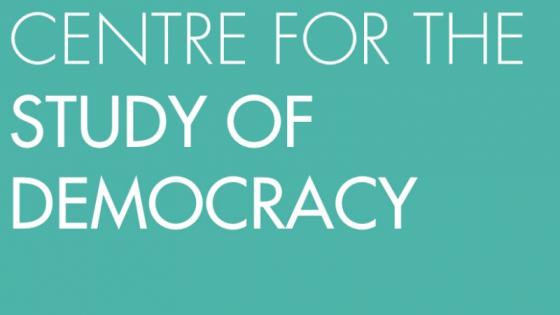 Centre for the Study of Democracy logo