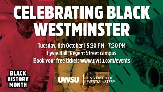 Celebrating Black Westminster