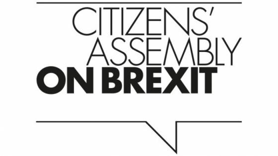 Citizens' Assembly on Brexit logo