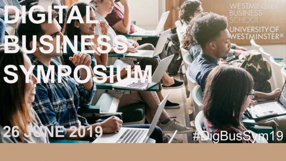 Digital Business Symposium 2019
