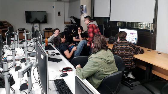 Games Project Lab