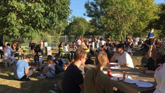 Harrow-Campus-BBQ