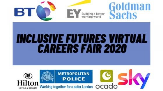 Inclusive Futures Virtual Careers Fair 2020
