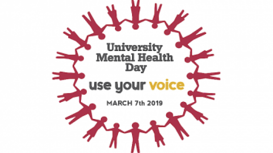 Mental Health Day banner