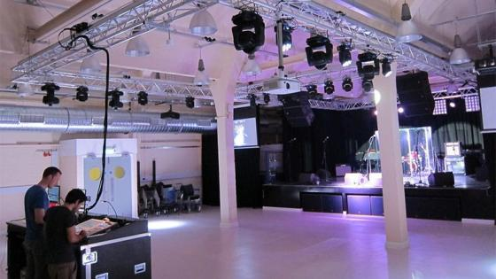 Music facilities - live room