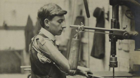disabled student workshop archive
