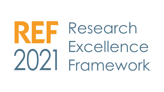 Research Excellence Framework 2021 logo