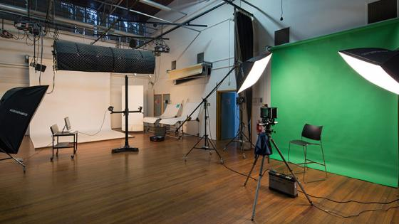 Photogrpahy studios at Harrow