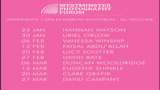 Westminster Photography Forum